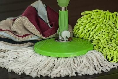 Limpieza de Acaros