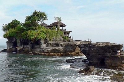 Templo Indonesia Tanah Lot