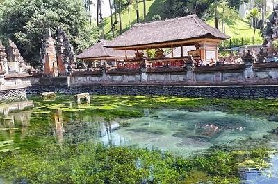 Templo Tirta Empul Indonesia
