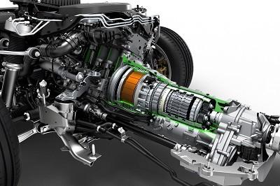 Motor Hibrido