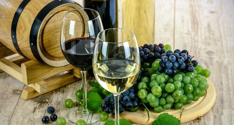 Tipos botellas de vino