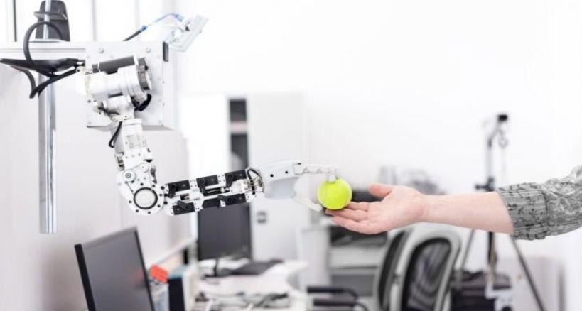 Los robots colaborativos