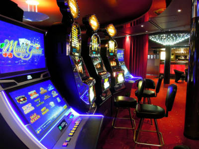 Casino máquinas tragamonedas