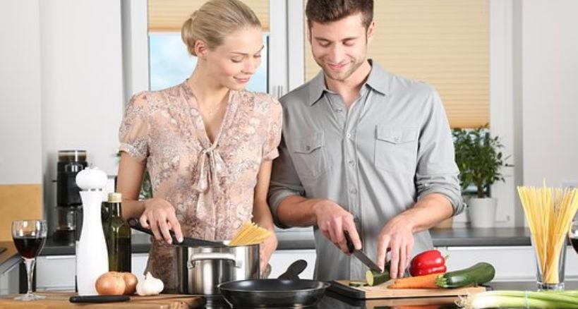 La vida en la cocina puede simplificarse