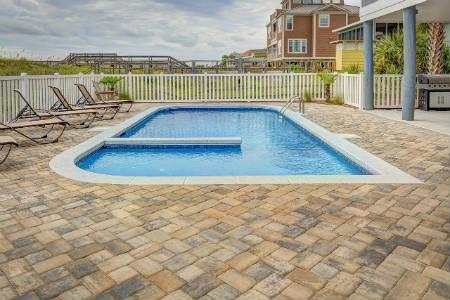 Mantener limpia tu piscina en invierno