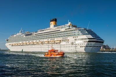 Crucero a Génova