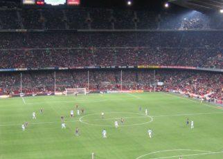 El Barcelona afronta el clásico con optimismo