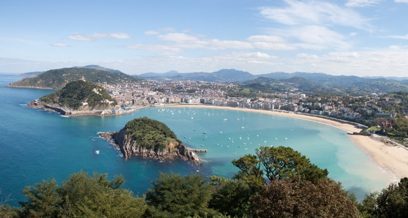San Sebastián País Vasco